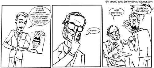 Science Consultant