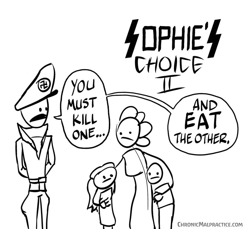 Sophie's Choice 2