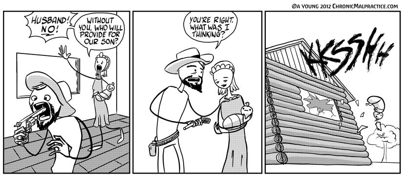 Cowboy Suicide