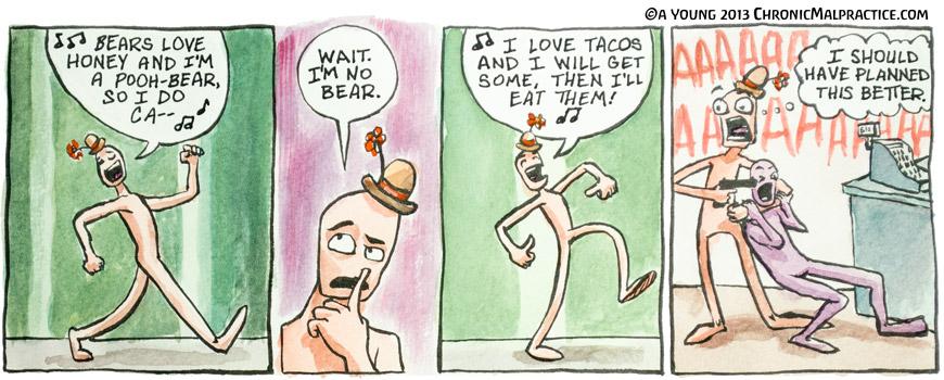 Bears Love Tacos