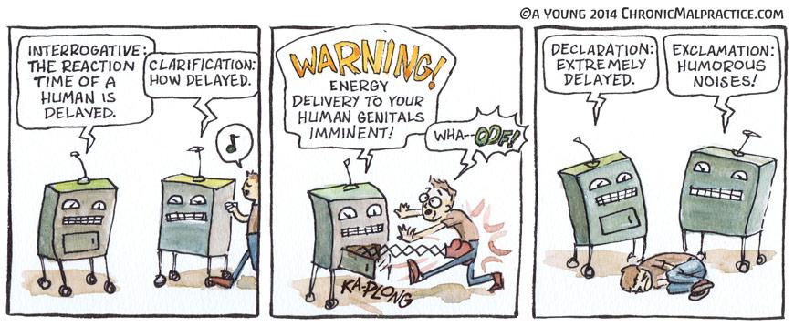 Robot Jokes