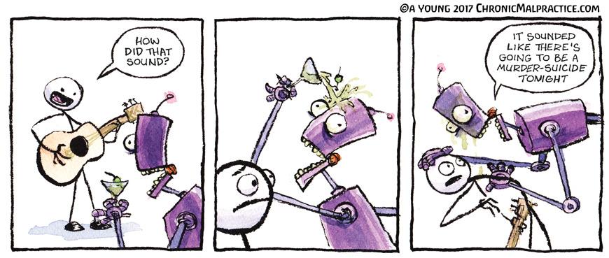 Robot Critic