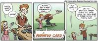 Garbage Cards